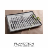 Cutlery Decorative Tray