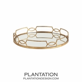 Corset Tray | Gold