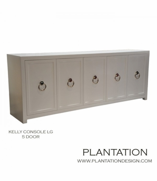 Kelly Cabinet, Painted