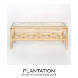 Paris Coffee Table | Gold