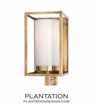 Westport Sconce | Antique Brass
