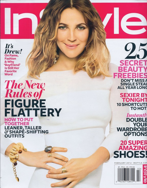 InStyle February 2012