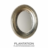 Munich Silver Wall Mirror