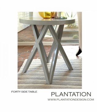 Forty Side Table