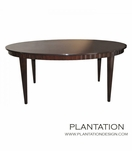 Seville Scalloped Dining Table