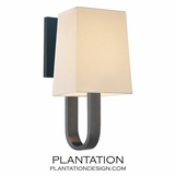 Karp Wall Sconce | Bronze