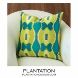 Sia Ikat Pillow
