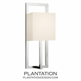 Addison Sconce | Polished Nickel