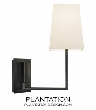 Atwood Sconce   Black