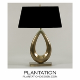 Colbie Brass Table Lamp | No. 1