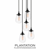 Barstow Pendant | 5-Light