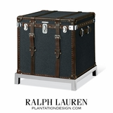 Metropolis Flannel Trunk