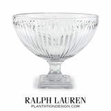 Marion Crystal Centerpiece Bowl
