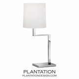 Angelo Table Lamp | Polished Chrome