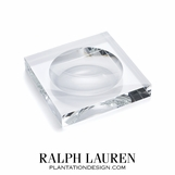 Waugh Crystal Trinket Tray