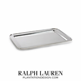 Durban Silver Tray | Large