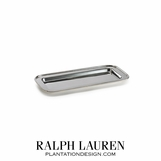 Durban Silver Tray | Rectangular
