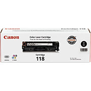 Canon 118 Black Cartridge