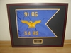 Framed USAF Guidon (Medium)
