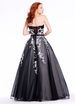 2012 Clarisse Embroidered Ball Gown 17142