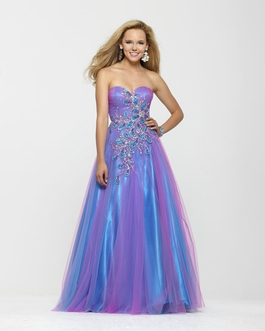 Clarisse Cotton Candy Ball Gown 2160