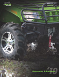 Genuine Arctic Cat Prowler Accessories