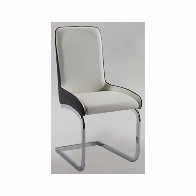 Chintaly - 2 Tone Bucket Style Brewer Chair (Set of 2) - STELLA-SC-2TONE