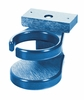 CR Plastic Products - Generations Adirondack Chair Cup Holder in Blue - A01-03
