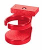 CR Plastic Products - Generations Adirondack Chair Cup Holder in Red - A01-01