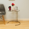 Mod Made - Eileen End Table In Silver - MM-9004