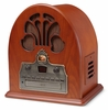 Crosley - Cathedral Radio CD in Paprika - CR32CD