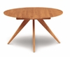 Copeland Furniture - Catalina 60 X 60/84 Round Extension Table - 6-CRE-60