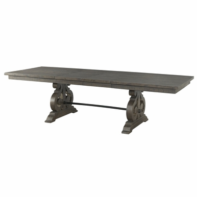 Picket House Furnishings - Stanford Table & Base - DST100DTB