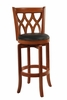"Boraam - 29"" Cathedral Swivel Stool in Es Cherry - 40229"