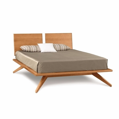 Copeland Furniture - Astrid Cal King Bed With 2 Adjustable Headboards - 1-AST-15