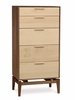 Copeland Furniture - Soho 5 Drawer Dresser - 2-SOH-50