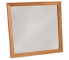 Copeland Furniture - Soho Wall Mirror In Cherry - 5-MAN-21-03