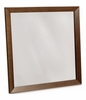 Copeland Furniture - Soho Wall Mirror In Natural Walnut - 5-CAL-20-04