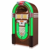 Crosley - Full Size Bluetooth Jukebox in Walnut - CR1206A-WA