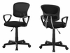 Monarch Specialties - Office Chair Black Mesh Juvenile Multi Position - I-7260