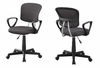 Monarch Specialties - Office Chair Grey Mesh Juvenile Multi Position - I-7262