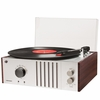 Crosley Radio - Player Turntable in Mahogany - CR6017A-MA