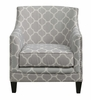Picket House Furnishings - Deena Accent Chair in Dove  - UDH705100