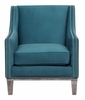 Picket House Furnishings - Aster Accent Chair in Teal - UAG816100DWB