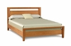 Copeland Furniture - Mansfield Cal King Bed - 1-MAN-05