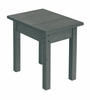 CR Plastic Products - Generations Small Side Table in Slate - T01-18