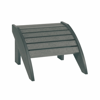 CR Plastic Products - Generations Footstool in Slate - F01-18