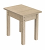 CR Plastic Products - Generations Small Side Table in Beige - T01-07
