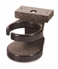 CR Plastic Products - Generations Adirondack Chair Cup Holder in Chocolate - A01-16