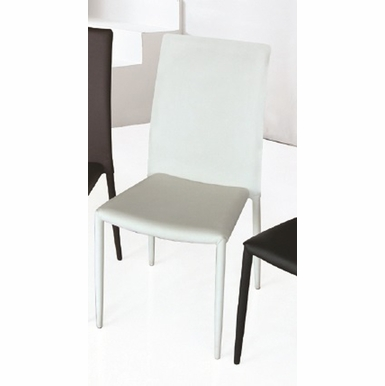 J&M Furniture - DC-13 Dining Chair in White  Set of 4 - 17779-W